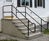 Mobile Home Steps